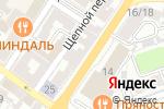 Схема проезда до компании ГАМА в Астрахани