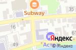 Схема проезда до компании Астраханская федерация восточного боевого единоборства в Астрахани