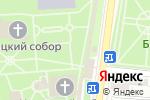 Схема проезда до компании Первый Астраханский монетный двор в Астрахани