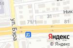Схема проезда до компании МАКС, ЗАО в Астрахани