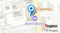 Компания Венеция на карте