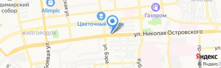 ЛАЙТ-Финанс на карте Астрахани