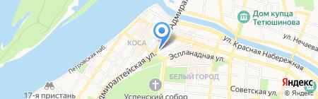 269 избранное на карте Астрахани