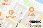 Схема проезда до компании СупСтанция в Астрахани