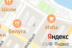 Схема проезда до компании Институт технологий в Астрахани