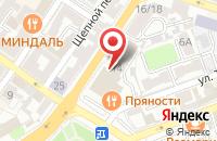 Схема проезда до компании Бинбанк в Астрахани