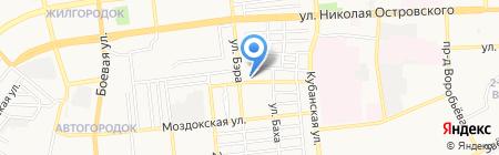 Фреш фуд на карте Астрахани