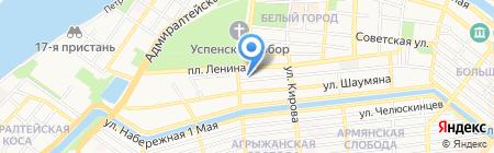 DIAMOND-MED & Стоматологический магазин №1 на карте Астрахани