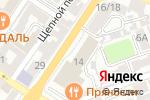 Схема проезда до компании Промсвязьбанк, ПАО в Астрахани