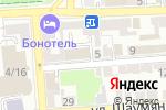 Схема проезда до компании Студия красоты и стиля Светланы Горбачевой в Астрахани