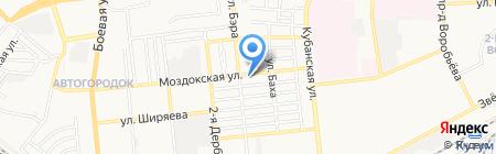 Фотостудия Елены Зотовой на карте Астрахани