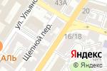 Схема проезда до компании Лакшми в Астрахани
