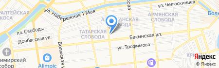 За права человека на карте Астрахани