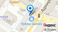 Компания АСТ ВИЖЕН на карте