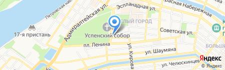 Да!Дизайн на карте Астрахани