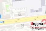 Схема проезда до компании Пиво на районе в Астрахани