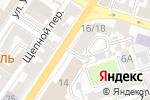 Схема проезда до компании Консультативно-методический центр в Астрахани