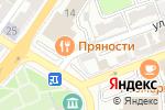 Схема проезда до компании Палата недвижимости в Астрахани