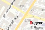 Схема проезда до компании Компьютер Сервис-Центр в Астрахани