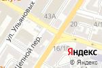 Схема проезда до компании БКС Брокер в Астрахани