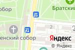 Схема проезда до компании Вобла в Астрахани