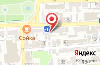 Схема проезда до компании Магнат в Астрахани