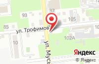 Схема проезда до компании Производственно-Коммерческая Фирма «Стеклопластик» в Астрахани