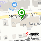 Местоположение компании АБГ-АВТО