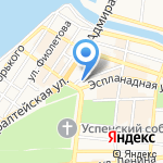 Производственно-монтажная фирма на карте Астрахани