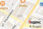 Схема проезда до компании Магазин в Астрахани