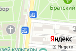 Схема проезда до компании У Пречистенских ворот в Астрахани
