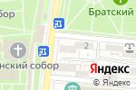 Схема проезда до компании Великое братство казачьих войск в Астрахани