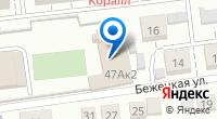 Компания Торнадо на карте