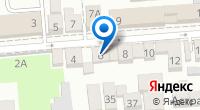 Компания Двери-Сейл на карте