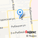 Аккумулятор-Центр на карте Астрахани