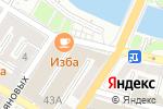 Схема проезда до компании Агентство недвижимости и ипотеки в Астрахани