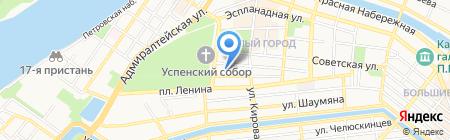 Отдел по обращениям граждан на карте Астрахани