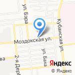 АстДомСтрой-Инвест на карте Астрахани
