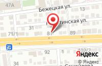 Схема проезда до компании Производственно-Коммерческая Фирма  в Астрахани
