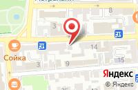 Схема проезда до компании ПластМонтаж в Астрахани