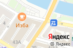 Схема проезда до компании Советникъ в Астрахани