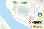 Схема проезда до компании Спортивный центр морской и физической подготовки г. Астрахани в Астрахани