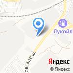 А-плюс на карте Астрахани