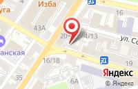Схема проезда до компании Ателье по пошиву одежды и штор в Астрахани