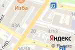 Схема проезда до компании LoveDecor в Астрахани