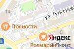 Схема проезда до компании Здравлайн в Астрахани