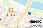 Схема проезда до компании Ven a mi в Астрахани