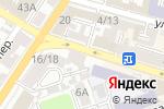 Схема проезда до компании Ниточка в Астрахани