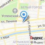 Все для Вас на карте Астрахани