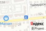 Схема проезда до компании АстДомСтрой-Инвест в Астрахани